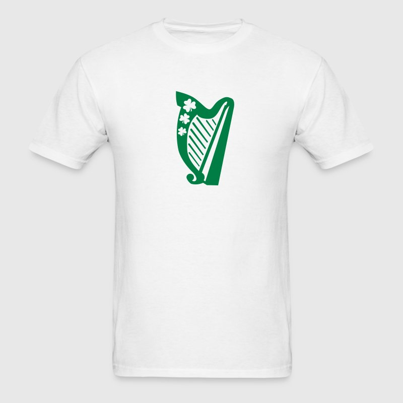 Irish harp T-Shirts - Men's T-Shirt