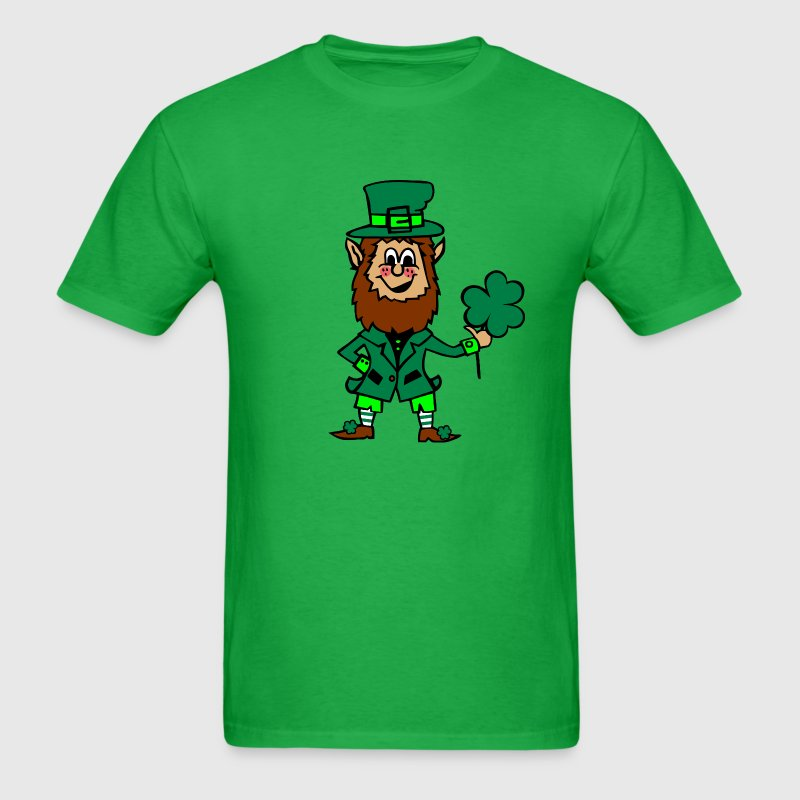 Irish Leprechaun T-Shirts - Men's T-Shirt