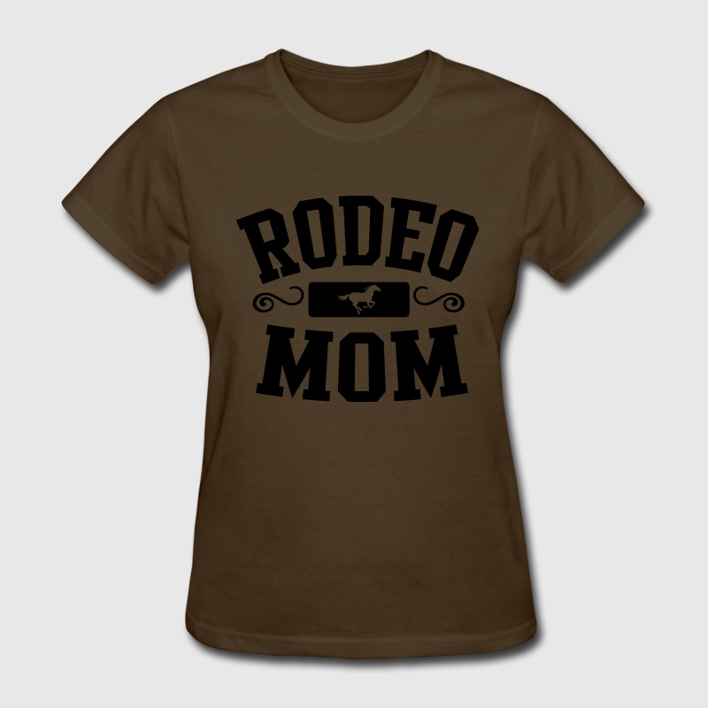 rodeo mom Women's T-Shirts - Women's T-Shirt