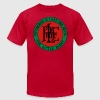 Pittsburgh & Lake Erie Railroad Co. (Men's) - Men's T-Shirt by American Apparel