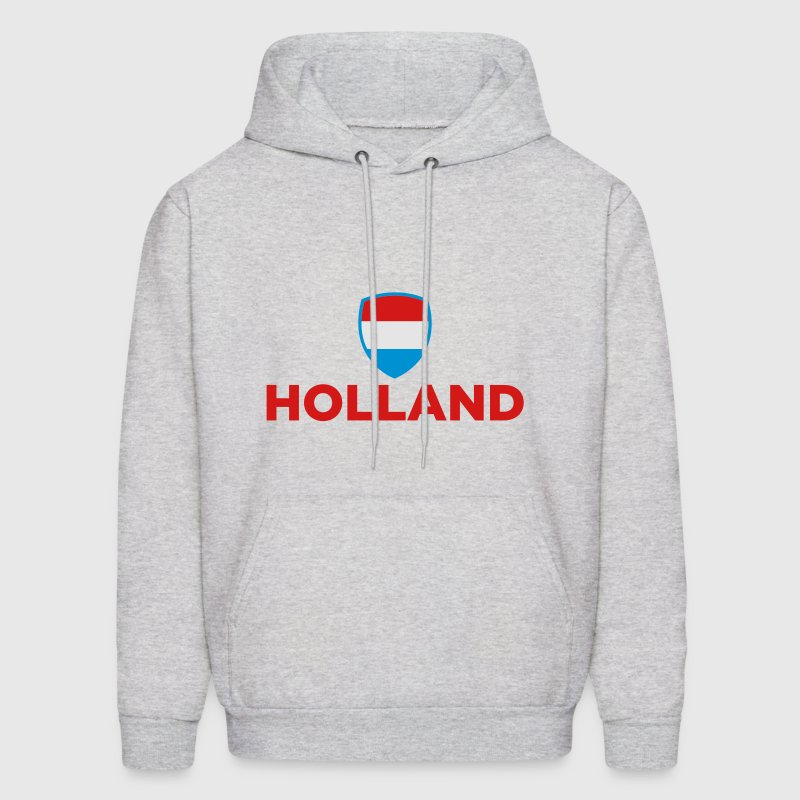 Holland Emblem Small 2 (3c) Hoodies - Men's Hoodie