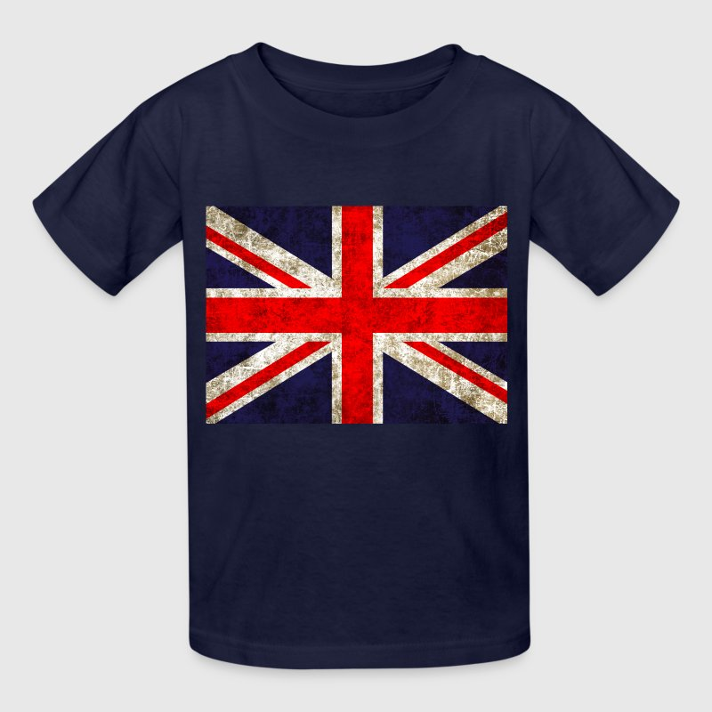 UK Flag Kids' Shirts - Kids' T-Shirt