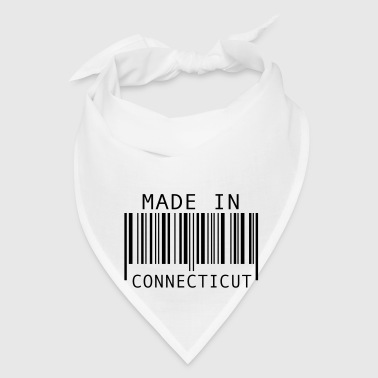 Made in Connecticut Buttons - Bandana