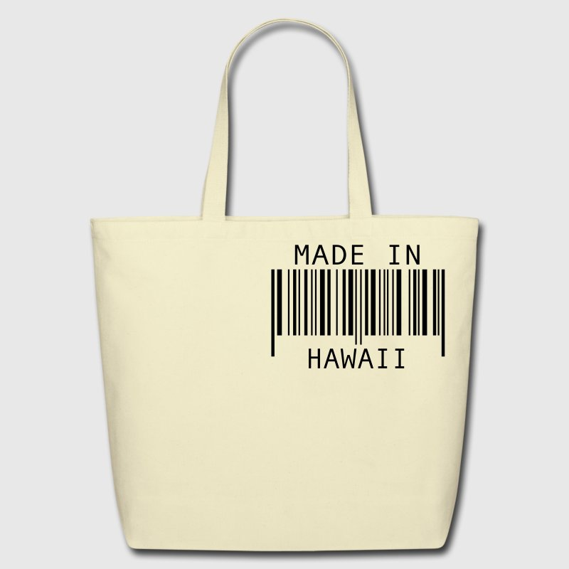 Made in Hawaii Bags  - Eco-Friendly Cotton Tote