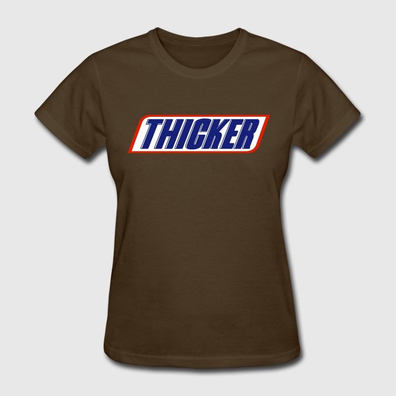 thicker Women's T-Shirts - Women's T-Shirt