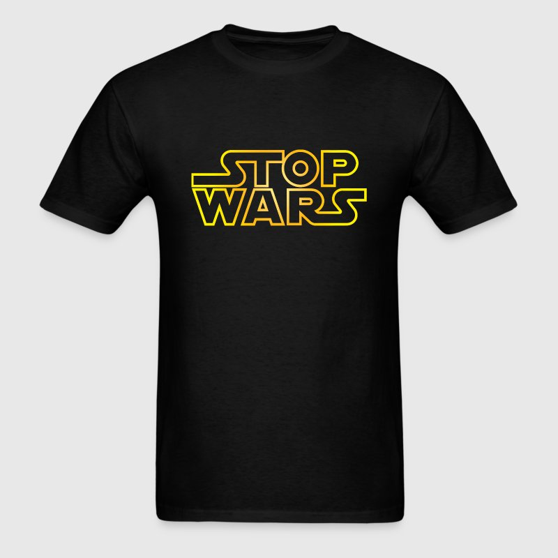 Stop Wars - Men's T-Shirt