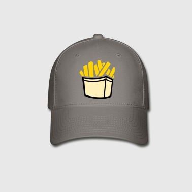 Food Fries (3c) Bags  - Baseball Cap