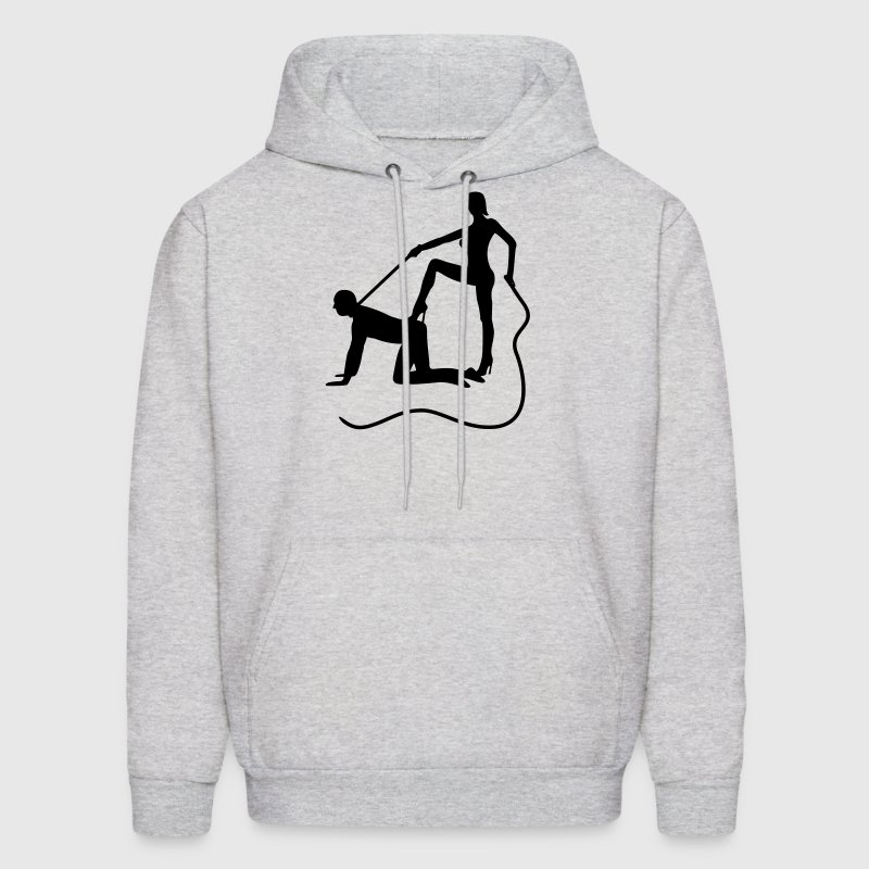 scenes from a marriage dominatrix dominatrices domina whip lash high heel bachelor party bachelorette wedding leash Hoodies - Men's Hoodie