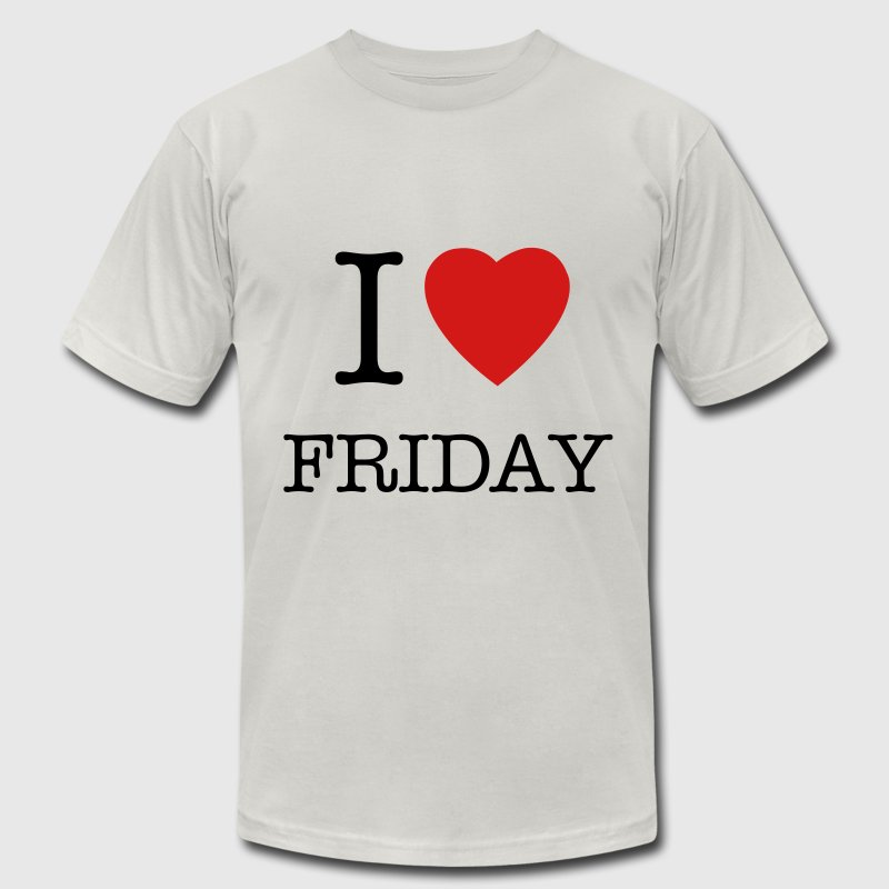 Rebecca Black Friday t-shirts Women's T-Shirts - Men's Fine Jersey T-Shirt
