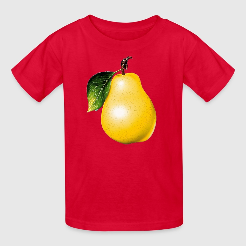 Pear Kids' Shirts - Kids' T-Shirt