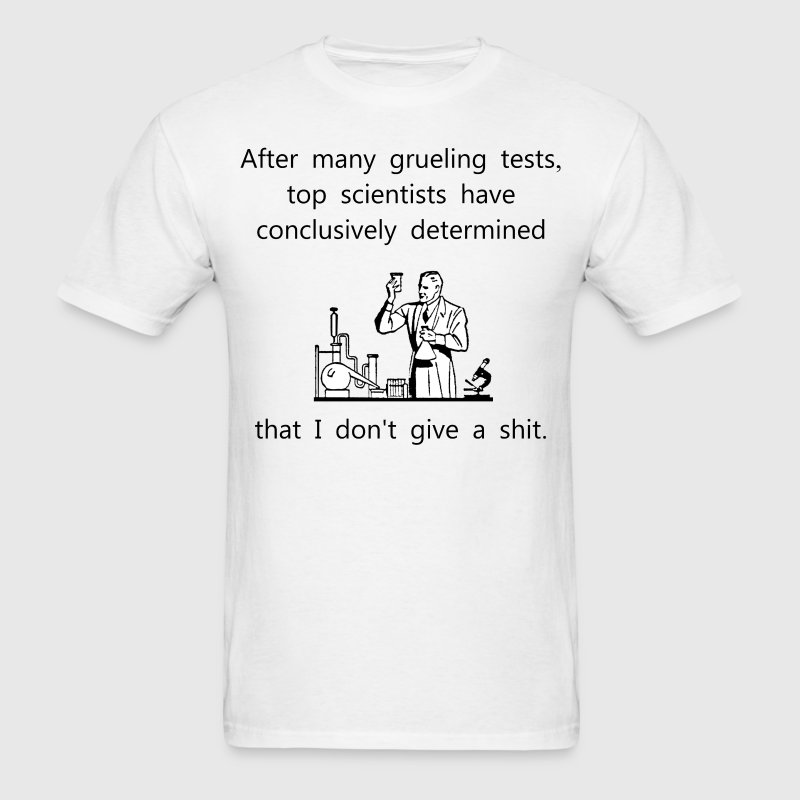 chemist_1 T-Shirts - Men's T-Shirt