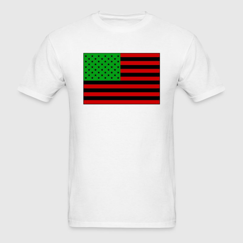 United States of Africa T-Shirts - Men's T-Shirt