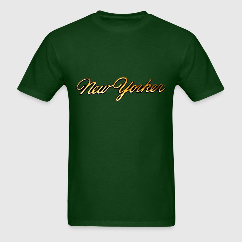 Chrysler New Yorker script - AUTONAUT.com T-Shirts - Men's T-Shirt