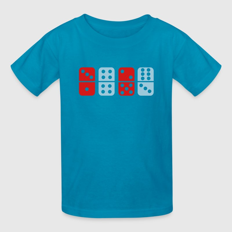 Domino Kids' Shirts - Kids' T-Shirt
