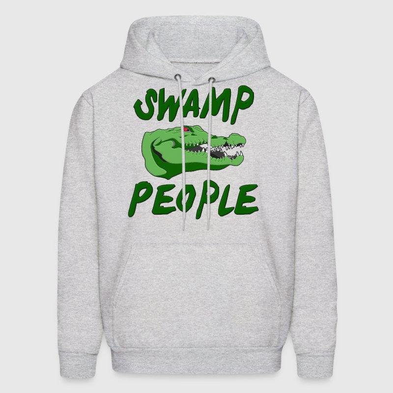 Swamp People Alligator Hoodies - Men's Hoodie