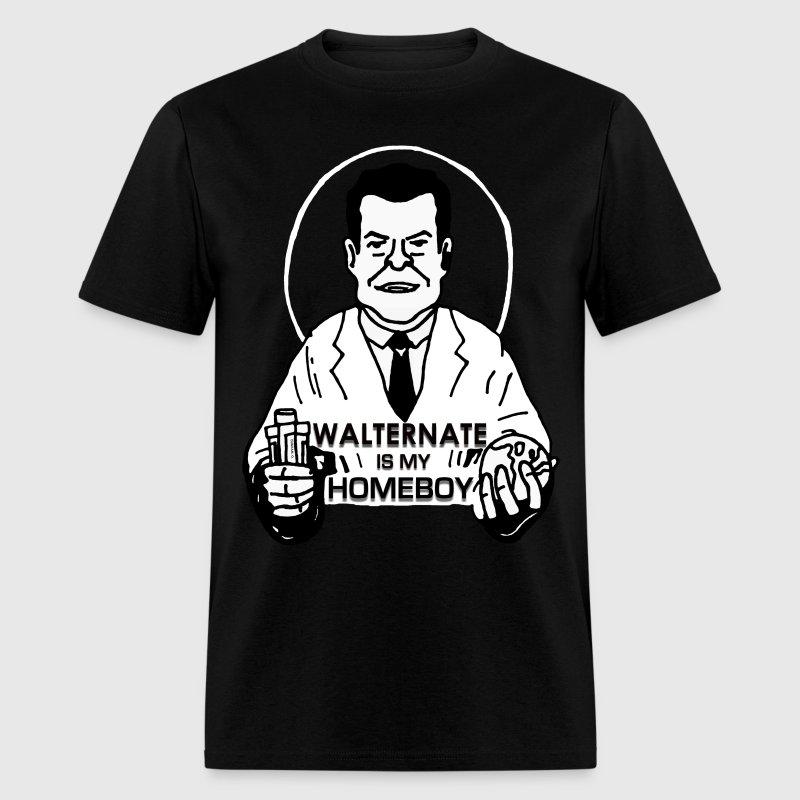 Walternate fringe t shirt spreadshirt for Mens shirt with tassels