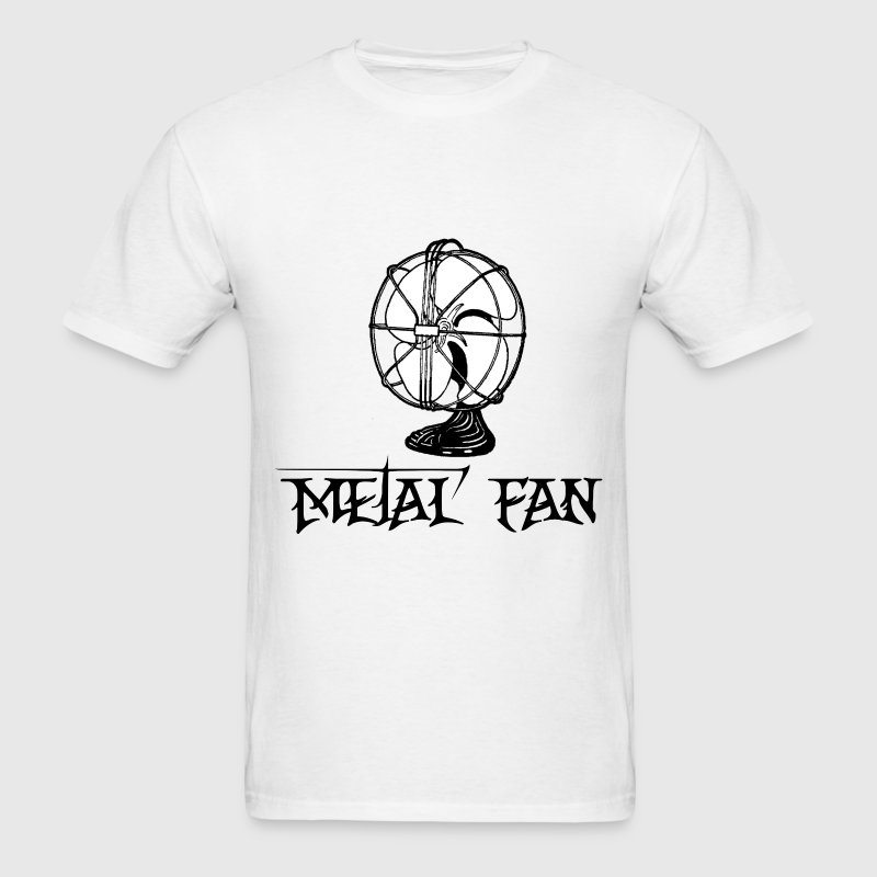 Metal Fan T-Shirts - Men's T-Shirt