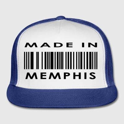 Made in Memphis  Buttons - Trucker Cap