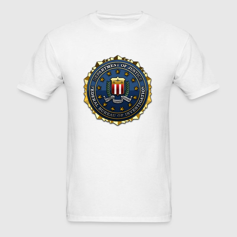 Federal Bureau of Investigation (FBI) - Men's T-Shirt