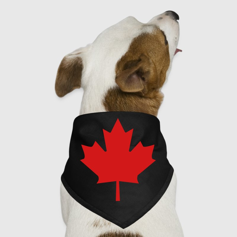 Maple Leaf Dog T-Shirts - Dog Bandana