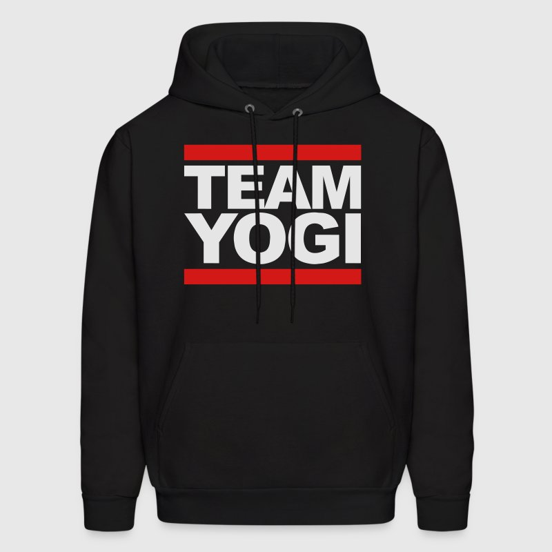 Team Yogi (Original) Hoodies - Men's Hoodie