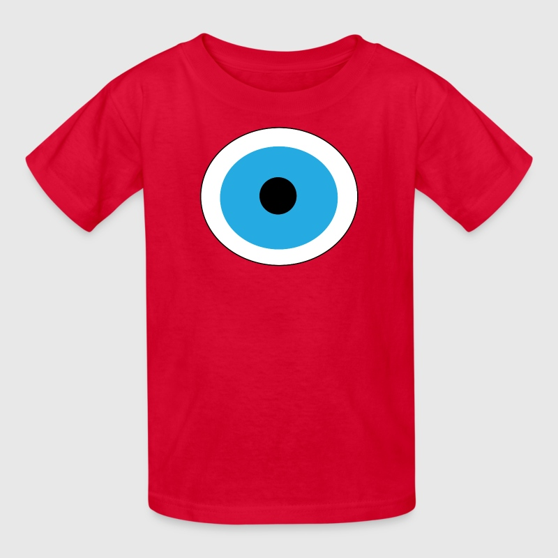 Malocchio/Evil Eye Protection Symbol Kids' Shirts - Kids' T-Shirt