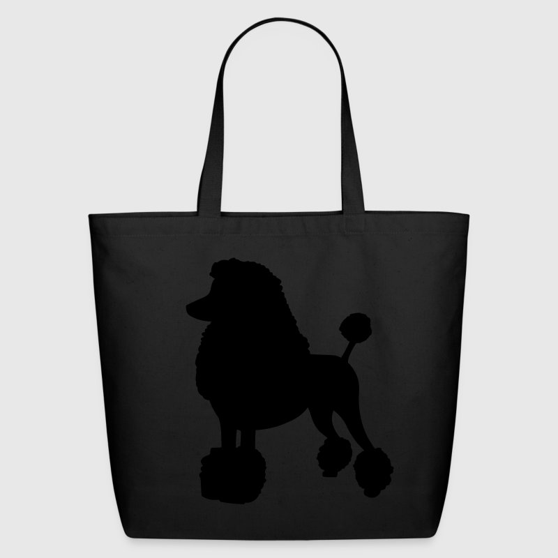 Poodle Dog Bags  - Eco-Friendly Cotton Tote