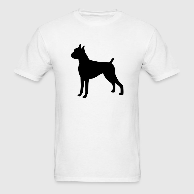 Boxer Dog T-Shirts - Men's T-Shirt