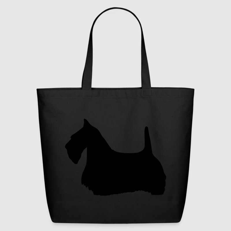 Scottish Terrier - Scottie Dog Bags  - Eco-Friendly Cotton Tote