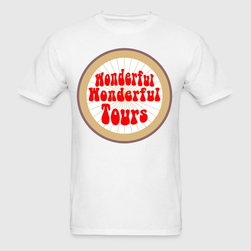Wonderful Wonderful Tours Kids' Shirts - Men's T-Shirt