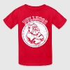 Custom Bulldog Sports Team Graphic Kids' Shirts - Kids' T-Shirt