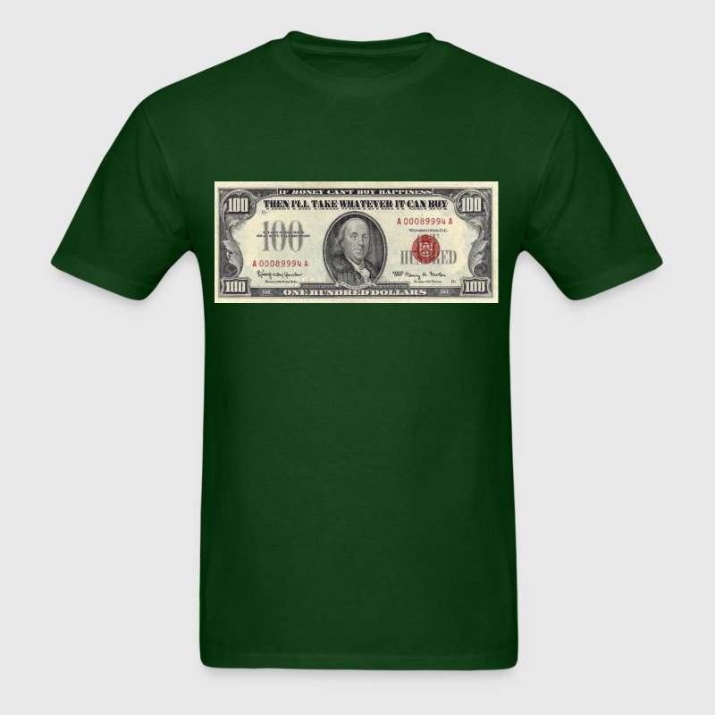 If Money Can't Buy Happiness... - Men's T-Shirt