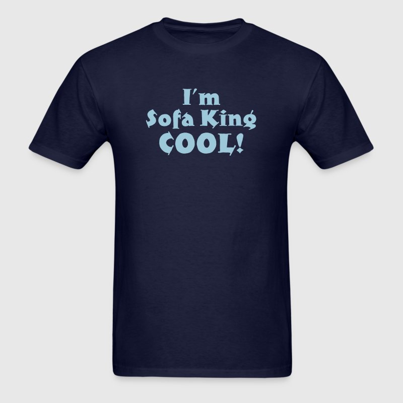 Sofa King COOL! - Men's T-Shirt