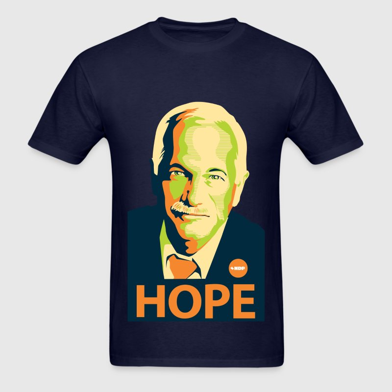 Jack Layton - Men's T-Shirt