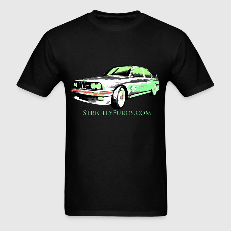 E30 M3 Retro T-Shirts - Men's T-Shirt