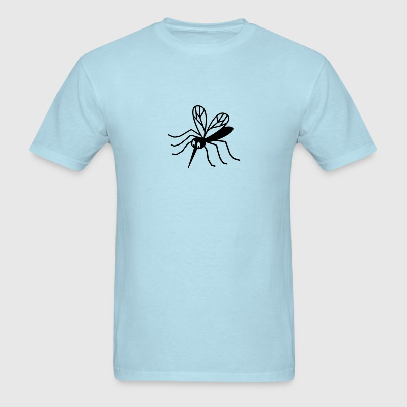 mosquito gnat midge insect blood vampire bat T-Shirts - Men's T-Shirt
