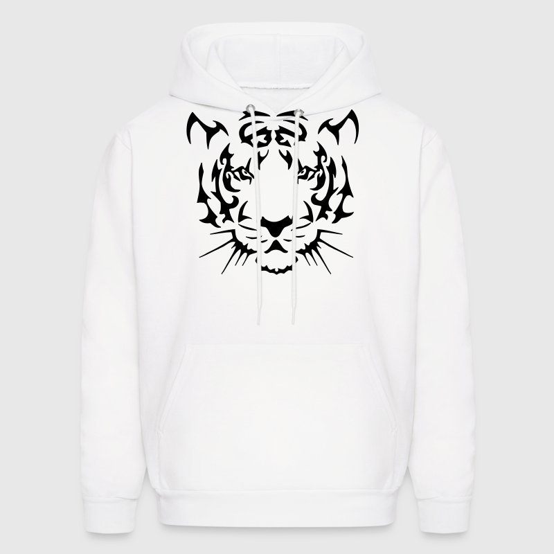 Tribal Tiger - Men's Hoodie