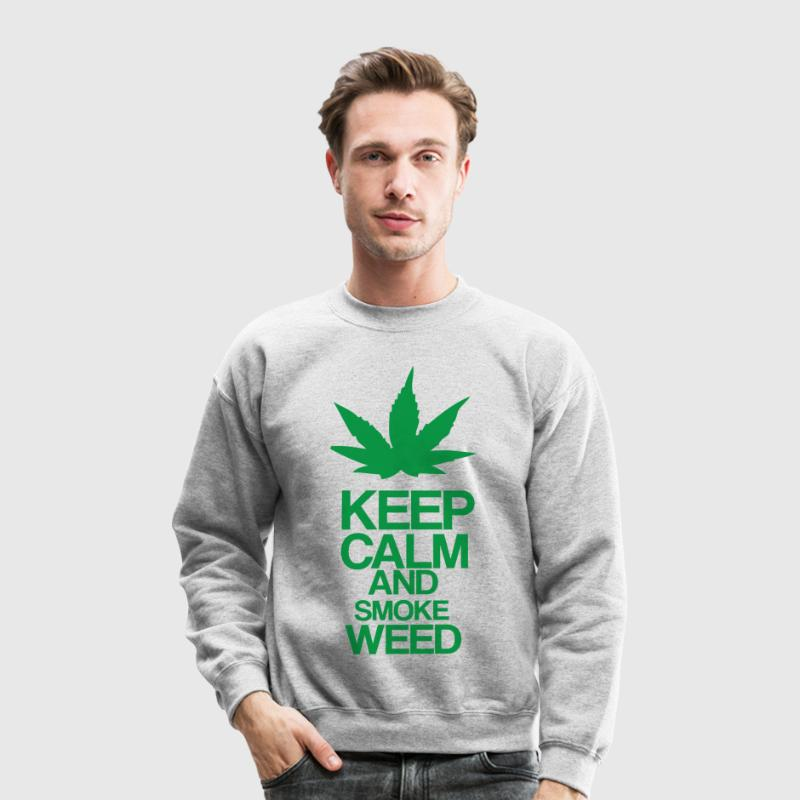 KeepCalm Long Sleeve Shirts - Crewneck Sweatshirt