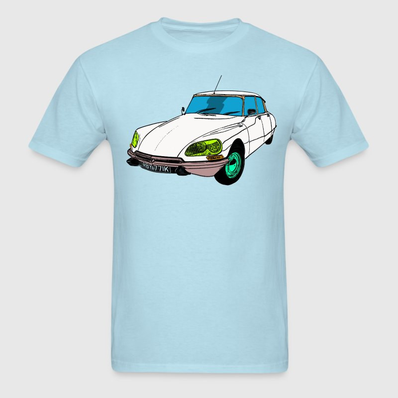 citroen ds - Men's T-Shirt