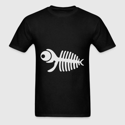 Fishbone Tote Bag - Men's T-Shirt