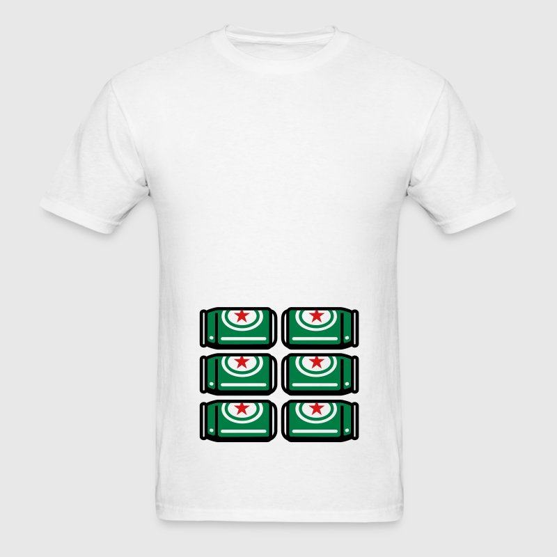 Real six pack T-Shirts - Men's T-Shirt