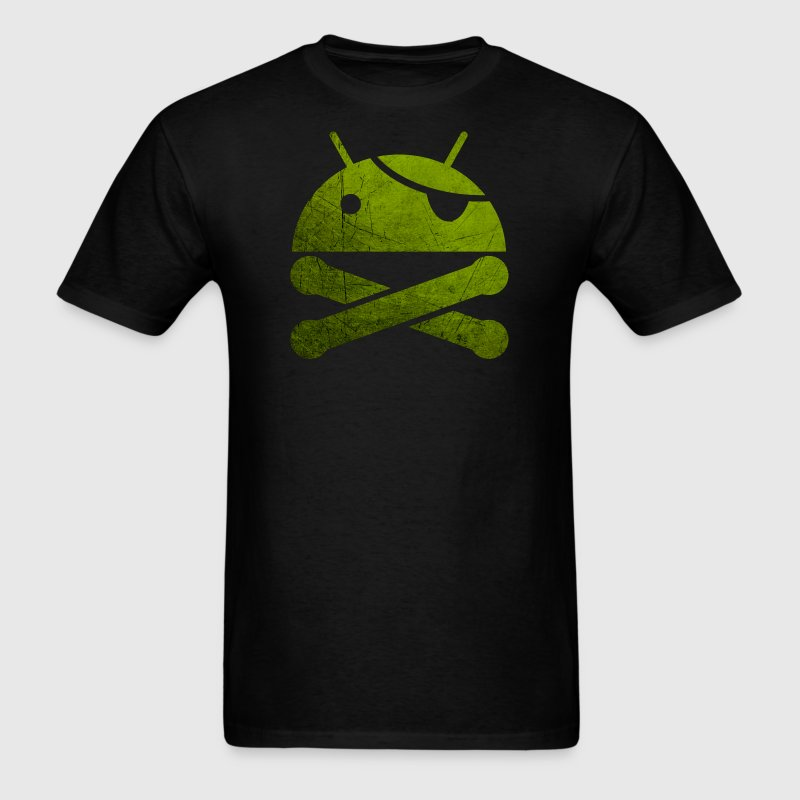 Android SuperUser - Men's T-Shirt