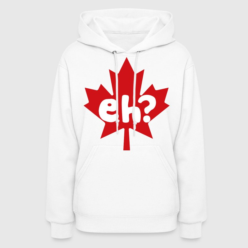 Eh Canada Day - Women's Hoodie