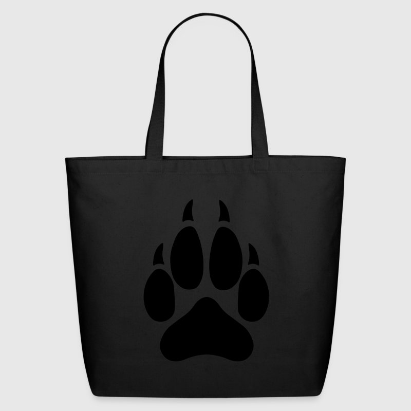Wolf Paw Bags  - Eco-Friendly Cotton Tote