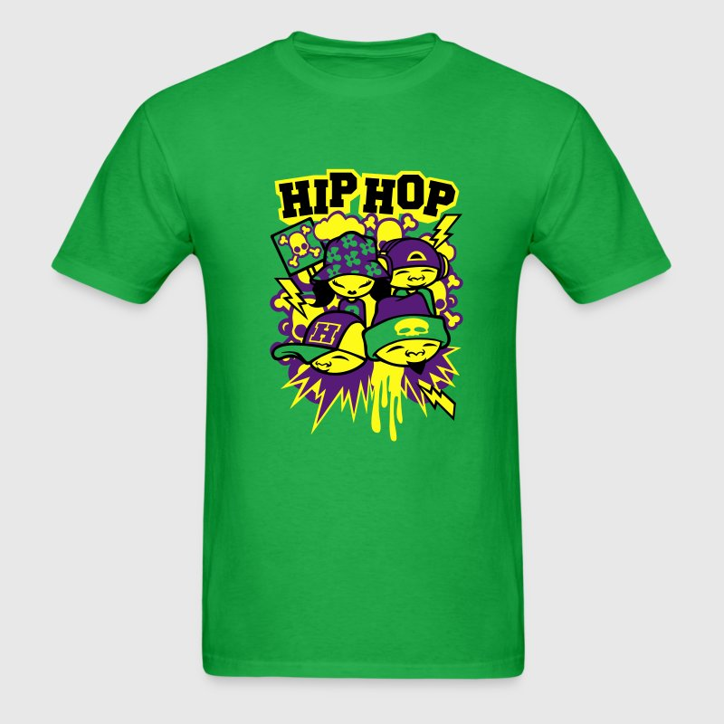 Hip hop heads T-Shirts - Men's T-Shirt
