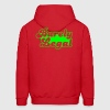 barely legal Hoodies - Men's Hoodie