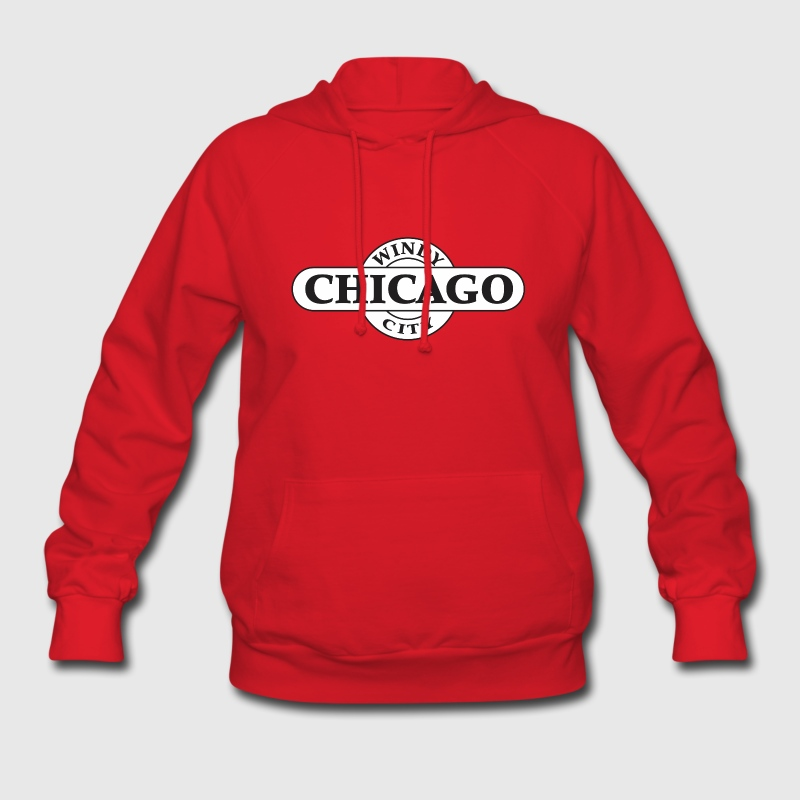 Chicago - Windy City - Women's Hoodie