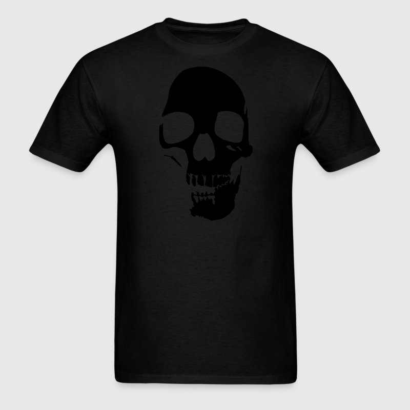 Skull v2 Glow-in-the-Dark - Men's T-Shirt