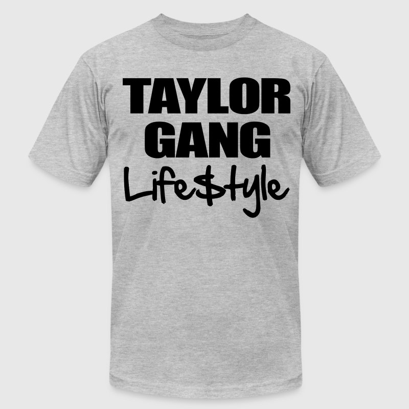 Taylor Gang Lifestyle T-Shirts - stayflyclothing.com  - Men's Fine Jersey T-Shirt