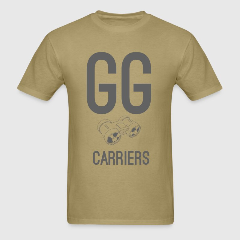 GG Carriers T-Shirts - Men's T-Shirt